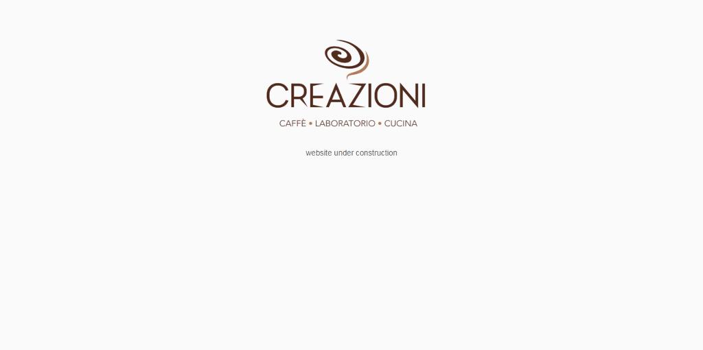 Creazioni caffè