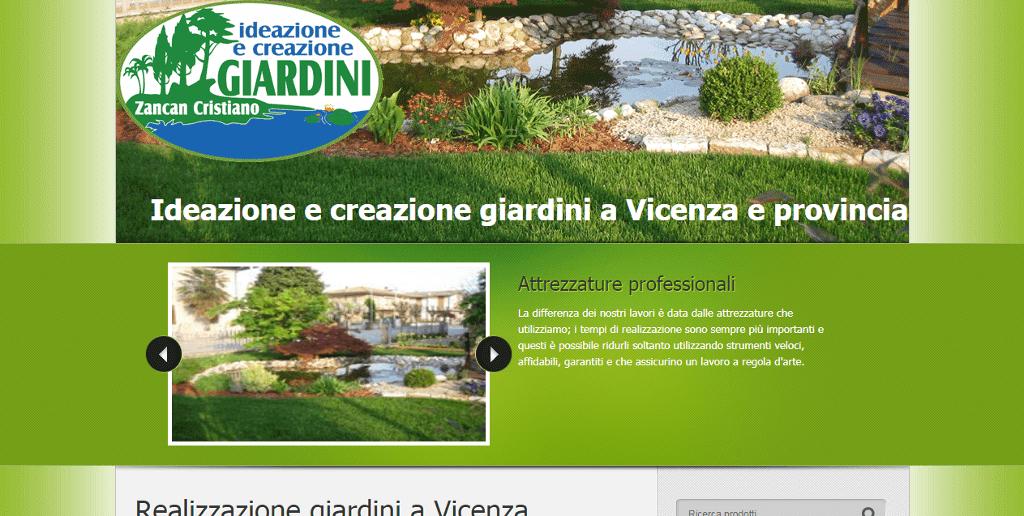 Zancan giardini