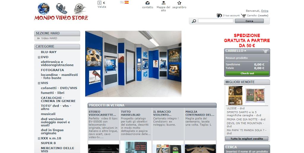 Mondo Video Store