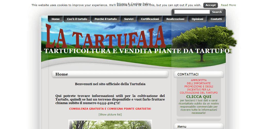 La Tartufaia