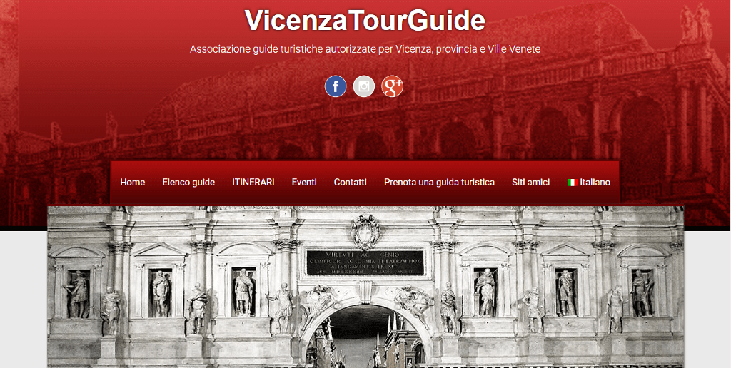 Vicenza Tour Guide