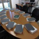 Preparazione e configurazione iPad pro
